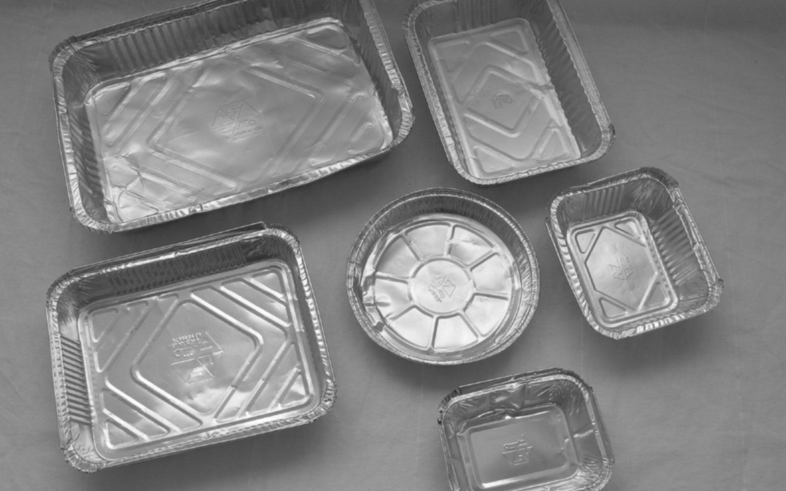 Alamuniom Foil & Container